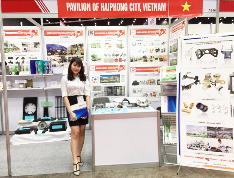 INNOTEK at Thailand exhibition